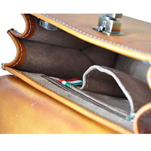 Pratesi Lucignano petit sac - B280/20 Bruce (Marron) Marron
