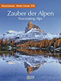 Zauber der Alpen - Kalender 2018 - Korsch-Verlag - Foto-Wochenkalender - 24 cm x 32 cm
