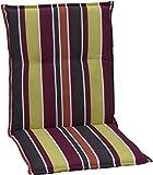 Cuscini per esterno per schienale basso per sedie da giardino