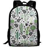 best& Faery Hedgehog School Rucksack College Bookbag Unisex Travel Backpack Laptop Bag