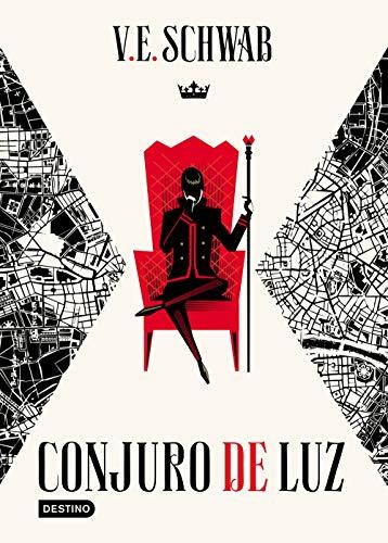 Conjuro de luz eBook: Schwab, V.E., Gorlero, Julieta María: Amazon ...