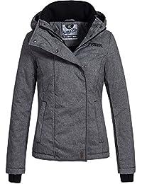 Sublevel Sportliche Damen Winter Jacke 46550