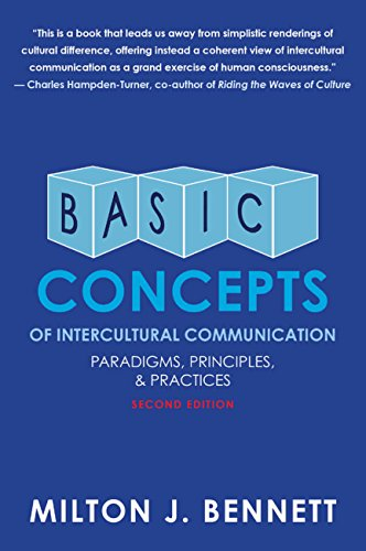 Basic Concepts of Intercultural Communication: Paradigms, Principles, and Practices (English Edition) (Brauch Card Business)