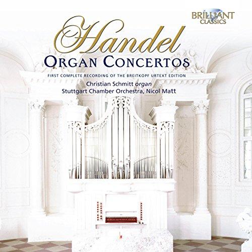 Concerto No. 14 in A Major, HWV 296a: Air. Organo Ad libitum