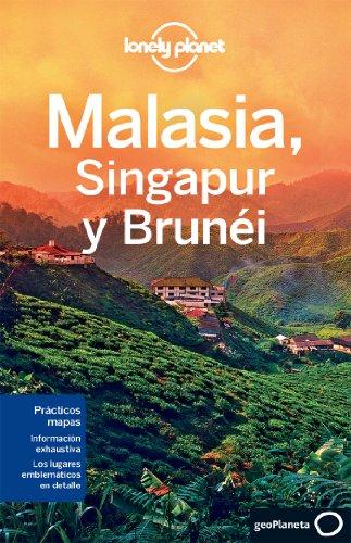 Malasia, Singapur y Brunéi 2 (Guías de País Lonely Planet) por Simon Richmond