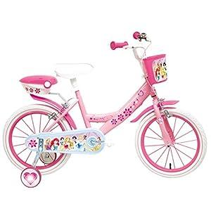 51LH8nMuV8L. SS300 Bicicletta Disney Bambino Princess 14