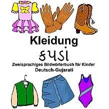 Deutsch-Gujarati Kleidung Zweisprachiges Bildwörterbuch für Kinder (FreeBilingualBooks.com)