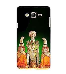 Tirumala Venkanna 3D Hard Polycarbonate Designer Back Case Cover for Samsung Galaxy On7 :: Samsung Galaxy On 7 G600FY