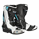 Best Bed|Stu Motorcycle Boots - Spada Curve Evo WP Motorcycle Boots 46 White Review