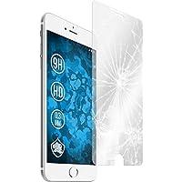 a2e4917b74c PhoneNatic 2 x Película protectora de vidrio templado claro para Apple iPhone  6 Plus / 6s