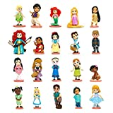 Disney Sammelfiguren-Set Animators' Collection, 20 Figuren im Set
