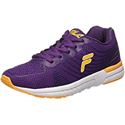 Fila Women's Eden Dark Purple Sneakers