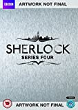 Sherlock - Series 4 Blu-ray Steelbook - Exclusive to Amazon.co.uk [2016]