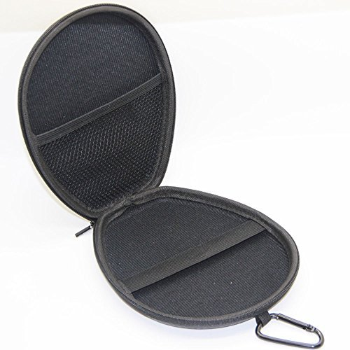 promo code 950a9 eec9d Poyatu Full Size Hard Case for Samsung Level U Bluetooth Wireless In-ear  Headphones and Sony SBH80 Bluetooth Headset Travel Carrying Case Portable  ...
