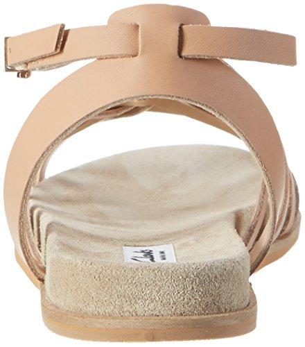 Clarks Damen Agean Art Slingback Beige (Nude Leather)