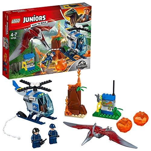 LEGO Juniors - Huida del Pteranodon (10756)