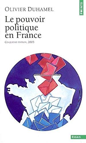 Le pouvoir politique en France