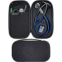 Pod Technical Cardiopod II - Funda para estetoscopios Littmann, color negro