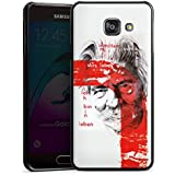 Samsung Galaxy A3 (2016) Housse Étui Protection Coque Albert Schweitzer Dessin Art