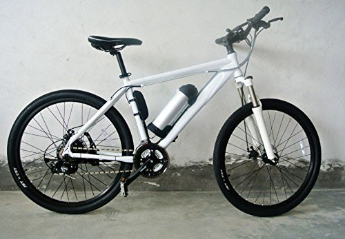 ELECYCLE 250W Electric Bicycle 26 Inch Hardtail Mountain Bike with ...