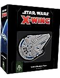 Fantasy Flight Games FFGSWZ04 Star Wars X-Wing: Lando's Millennium Falcon Expansion Pack, gemischte Farben