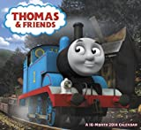 2014 Thomas and Friends Wall Calendar by Hit Entertainment (2013-08-01)