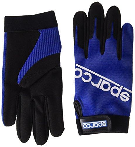sparco-handschuhe-meca-2-azurblau-l