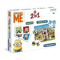 Clementoni-134724-Edukit-2-in-1-Minions-Memo-und-Puzzle Clementoni 13472.4 – Edukit  2 in 1 Minions – Memo und Puzzle -