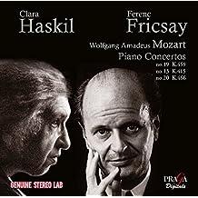 Mozart/Piano Concertos N° 13, 19 & 20