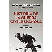 Historia de la guerra civil española (ENSAYO Y BIOGRAFIA)