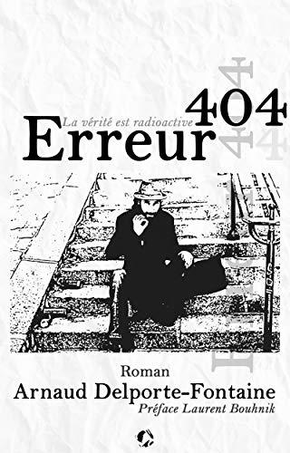 Couverture du livre ERREUR 404