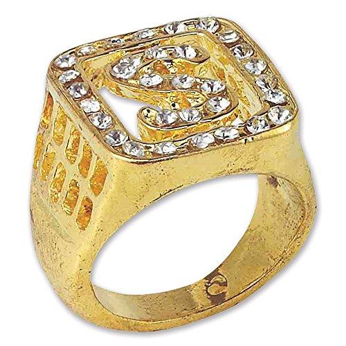 8 Big Daddy Ring, Herren, mehrfarbig, Einheitsgröße ()