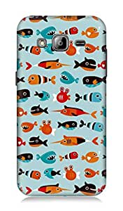 Samsung Galaxy J5 3Dimensional High Quality Back cover by 7C