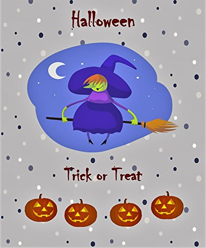 Halloween Trick or Treat: Trick or Treat (Learn With Me) (English Edition)