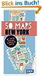 DuMont 50 Maps New York: Mit coolen T...