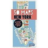 DuMont 50 Maps New York: Mit coolen Tipps und verrückten Karten
