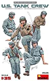 Mini Art 35126 US Tank Crew 1:35 Plastic Kit Maquette