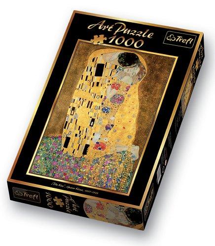 Trefl 10291 - Klimt: Der Kuss - Puzzle 1000 Teile