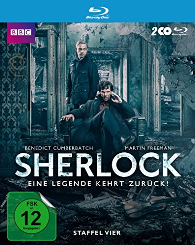 Sherlock - Staffel 4 (exklusiv bei Amazon.de) [Blu-ray] [Limited Edition] hier kaufen