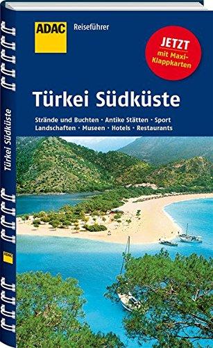 Preisvergleich Produktbild ADAC Reiseführer Türkei Südküste