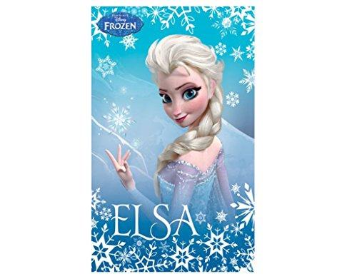 Disney Frozen - Manta Polar Elsa