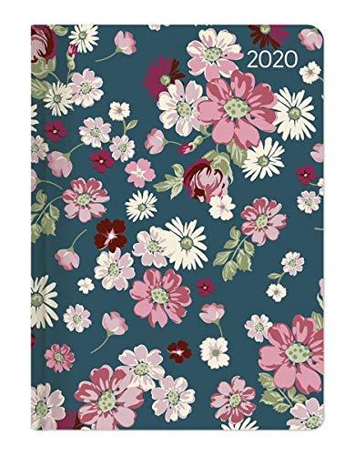 Ladytimer Flower Love 2020 - Blumen - Taschenkalender A6 (11 x 15) - Weekly - 192 Seiten - Notizbuch...