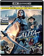Alita: Battle Angel (4K UHD & HD)