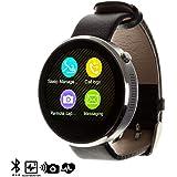 DAM - Dm360 Bluetooth Watch Silver