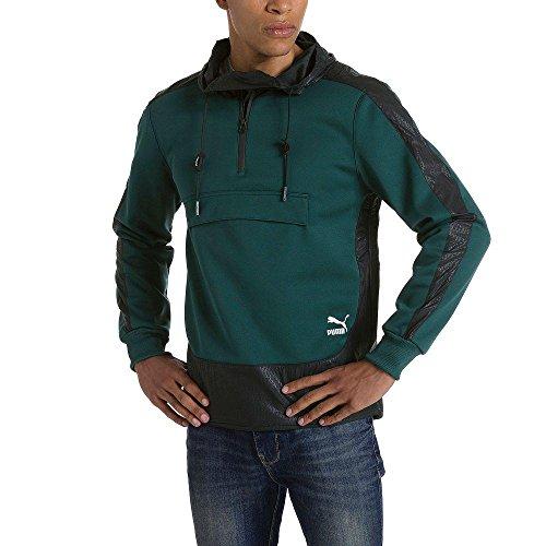 Puma Herren Sweatshirt Schwarz Ponderosa Pine