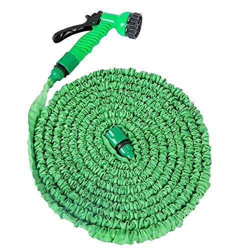 AutoFu 200m, Wasser- und Schläuche Rohr erweiterbar Magic Schlauch mit Spray für den Garten, das Auto waschen anti-leakage, leicht, einfache Aufbewahrung mit Schlauch Rohr