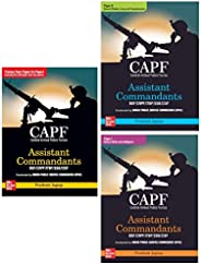 CAPF Previous Years Papers for Paper 1,2 & 3(Assistant Commandants BSF/CRPF/ITBP/SSB/CISF ; 5 Full Length