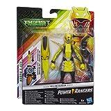 Power Rangers Beast Morphers - Figurine du Ranger Jaune - 15 cm - Jouet Power Rangers