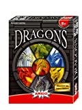 "Amigo 02933 - Gioco di carte ""Dragons"" [importato dalla Germania]"