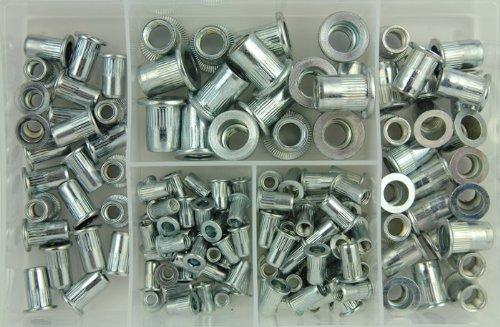Gewindeeinsätze, von 4bis 10mm–144Gewindebuchsen